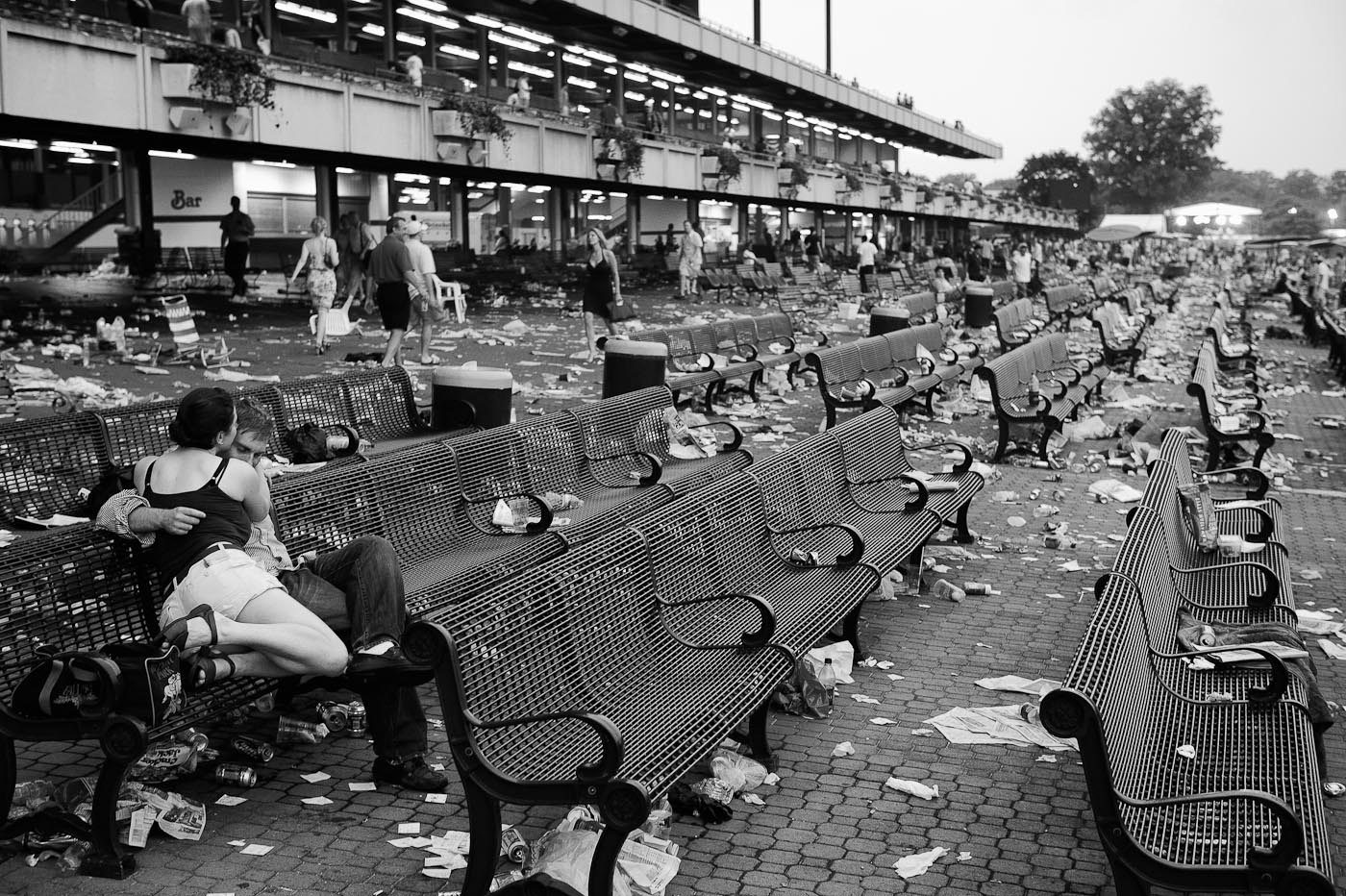 Belmont Stakes aftermath